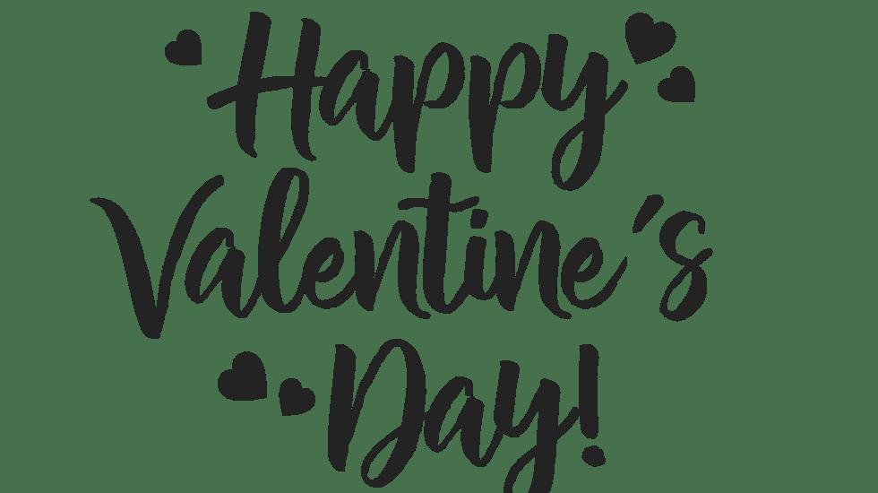 Happy Valentine's Day SVG