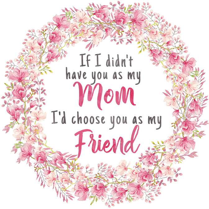 mother's day cupcake topper
