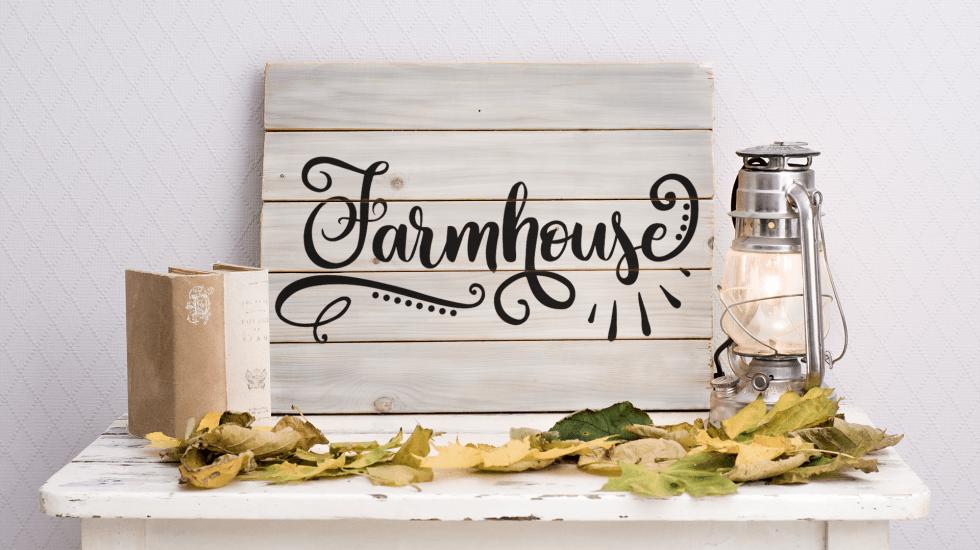 free svg farmhouse