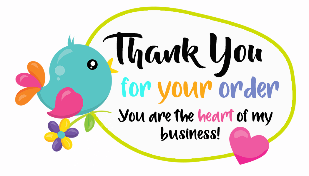 It's just a photo of Soft Free Printable Thank You for Your Purchase