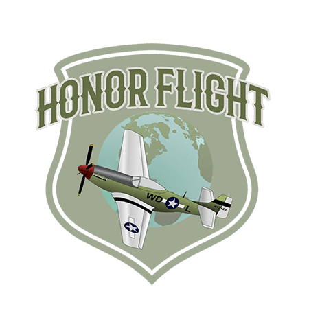 Free Honor Flight Logo Clipart
