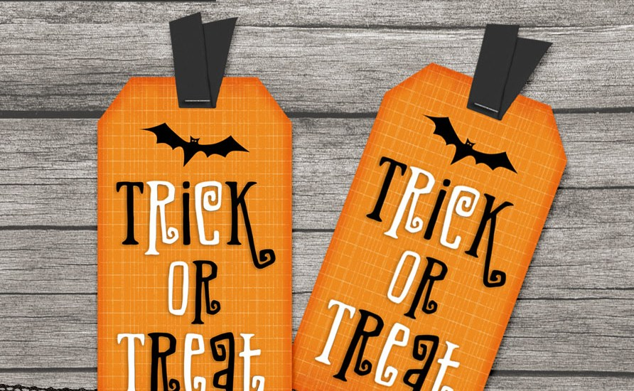 free printable trick or treat tags