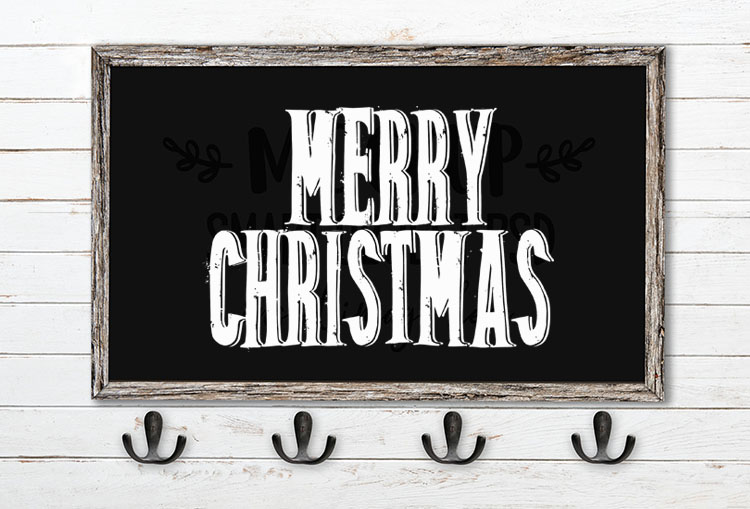 merry christmas svg word art frizton tattoo