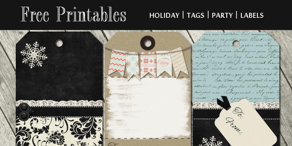 printable gift tags free download