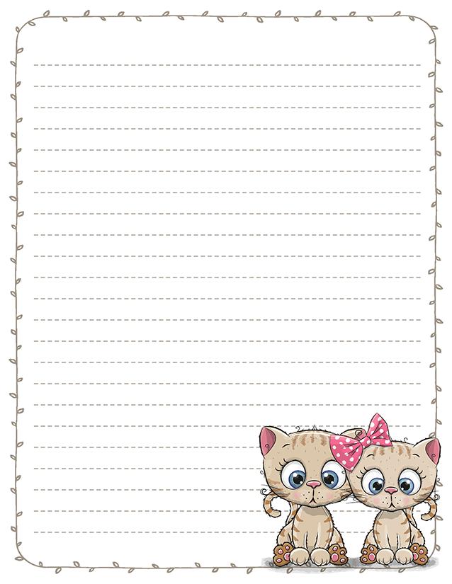 Free Kittens Paper