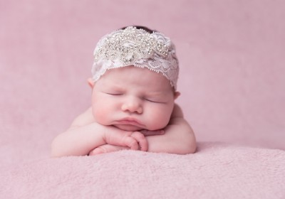 Cute Cute Baby Girl Accessories  Baby Headbands  Baby Hair Accessories Exclusive crystal design on ivory wide lace headband