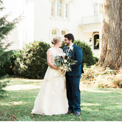 Intimate September Wedding