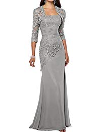 Mother Of Bride Evening Party Dress With Shawl M263LF