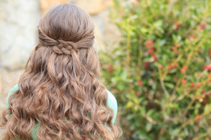 3 ways to wear a celtic knot | st patrick's day hairstyles