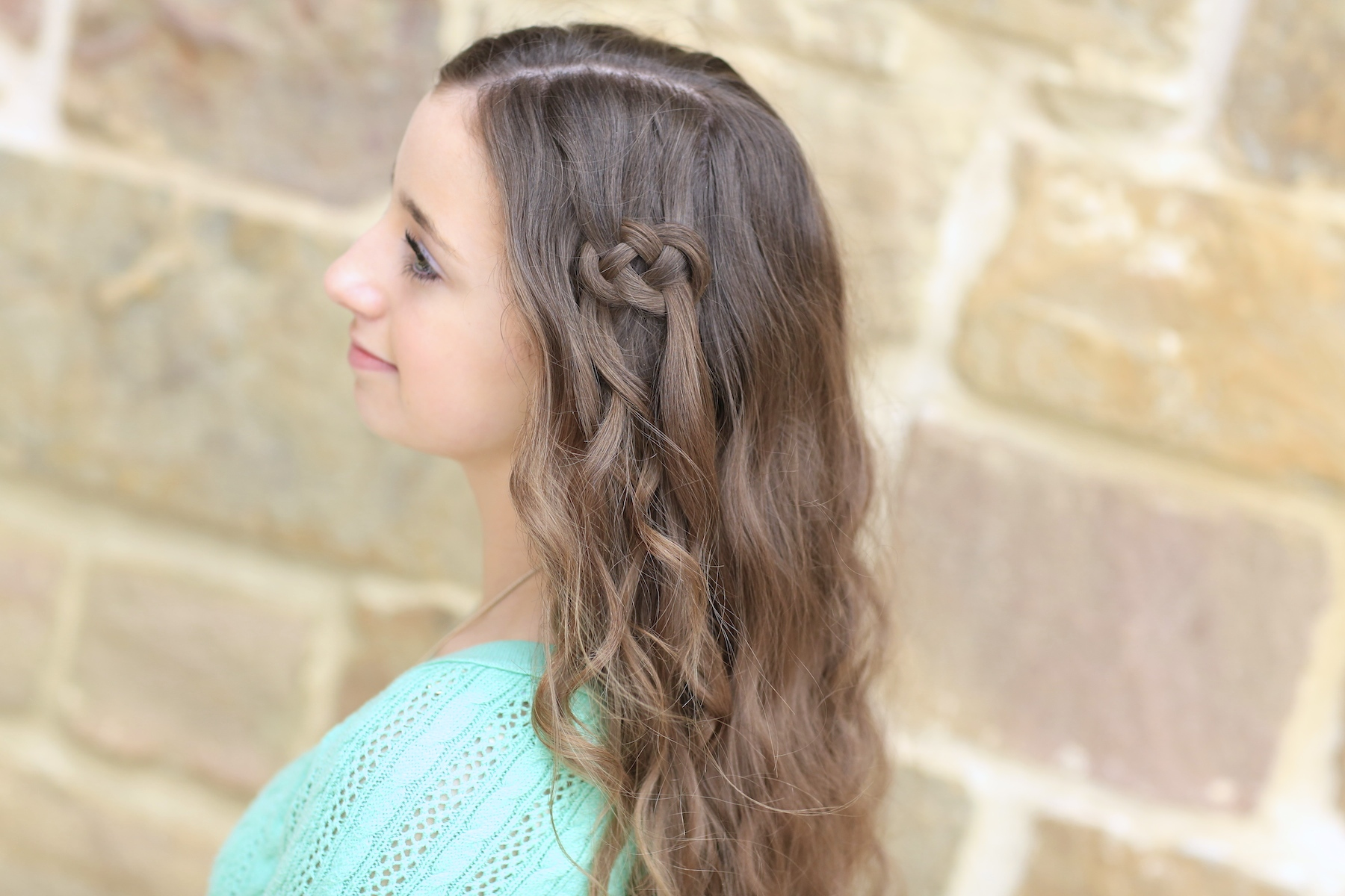 3 Ways to Wear a Celtic Knot St Patrick s Day Hairstyles