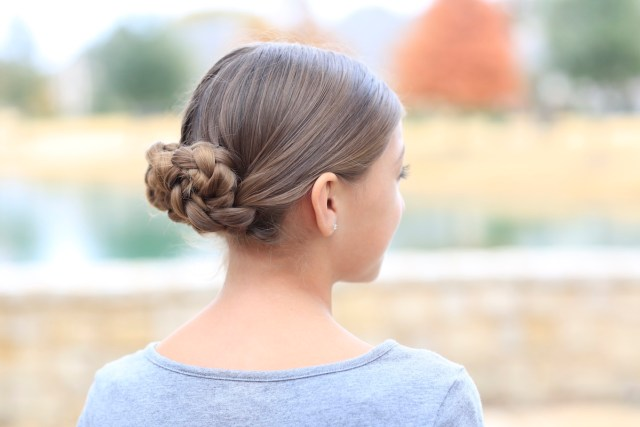 best picture of cute hairstyles for dances | natural modern