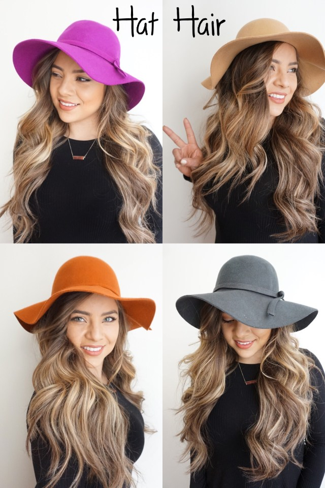 the good kind of hat hair | cute girls hairstyles