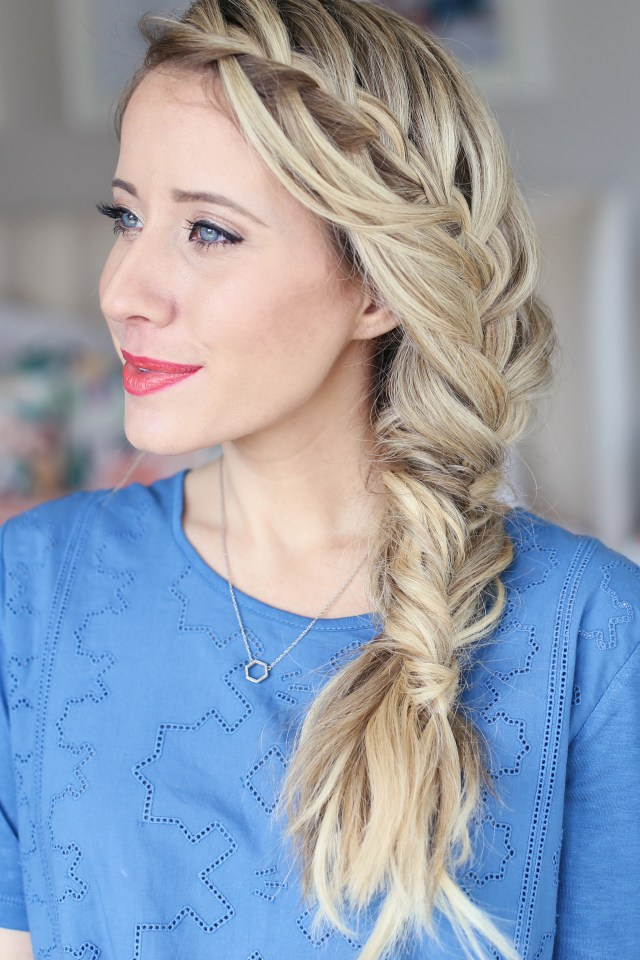 3-in-1 cascading waterfall   build-able hairstyle   cute