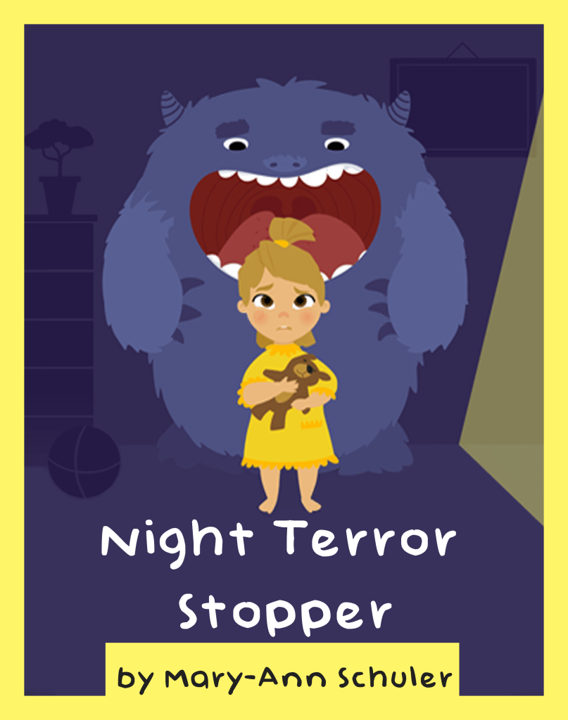 getting baby to sleep with night terror stopper