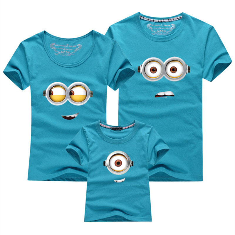 9f2f9cf3 ... Look T-shirt 13 Colors Clothes matching family clothes mother father  daughter son. August 6, 2017 by Leave a Comment. Save up to $ 4.57!