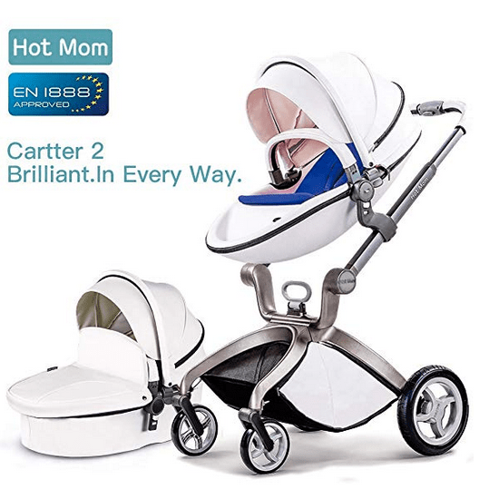 Hot Mom Pushchair 2018 3 in 1 Baby Stroller