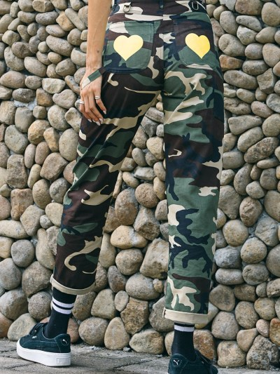 Tough Love Pants Camo