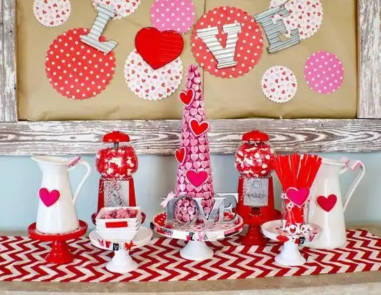 How to Style a Valentine's Day Table - Gallery Slide #11