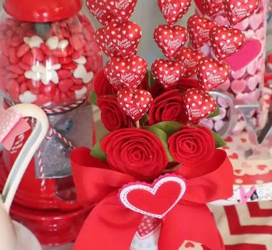 How to Style a Valentine's Day Table - Gallery Slide #14