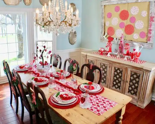 How to Style a Valentine's Day Table - Gallery Slide #15