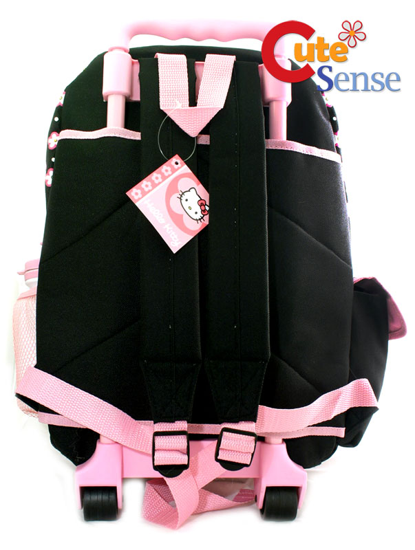 eBay.com.my: Hello Kitty SCHOOL BACKPACK BAG Sanrio 09' New BK/P : M