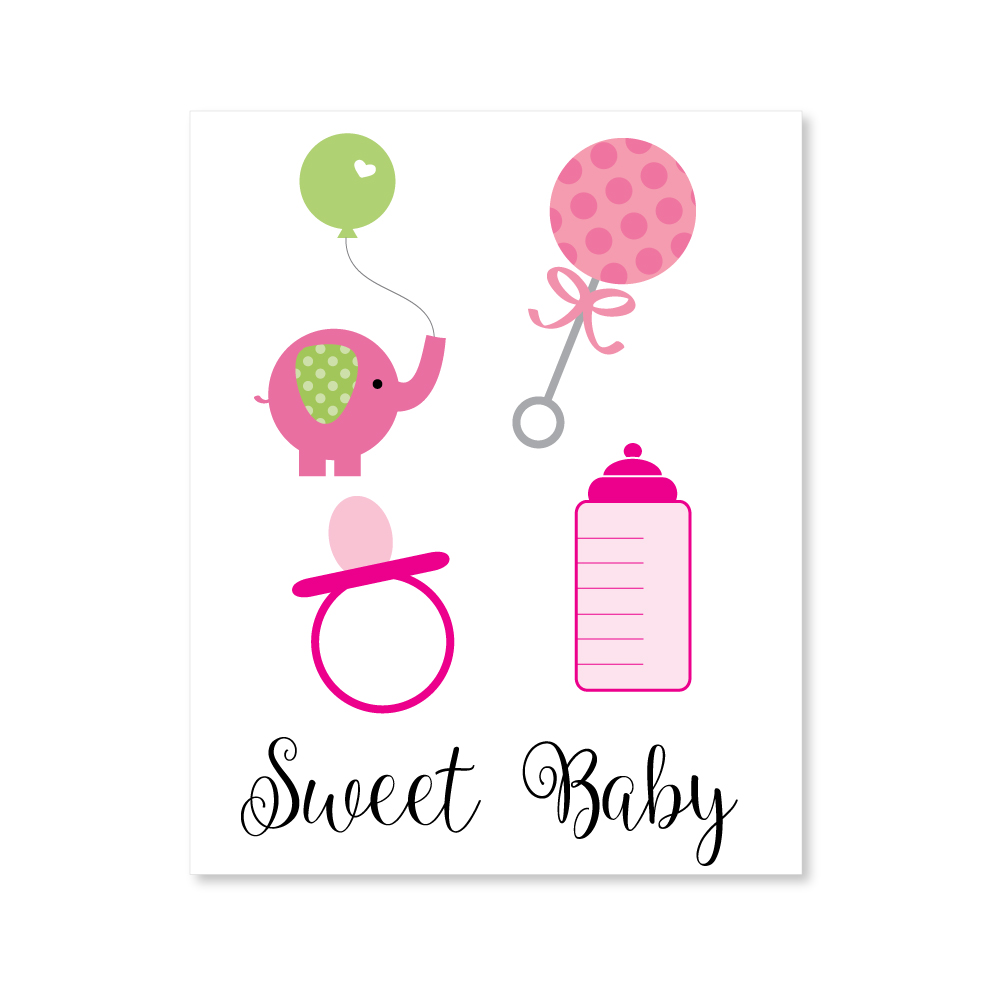 Make Homemade Baby Shower Invitations