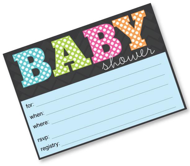 50 Baby Shower Invitation Wording Ideas Poems Verses More