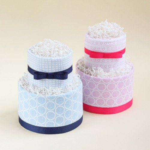 Easy Diaper Cake Instructions Anyone Can Make
