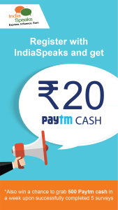 india speaks paytm