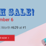 [Over Now] Honor Flash Sale – Honor Selfie Stick At Just Rs 1