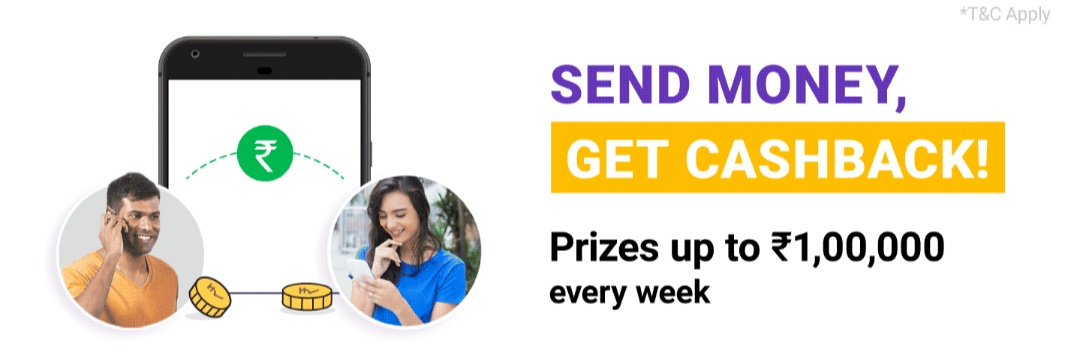 Phonepe Lucky Draw