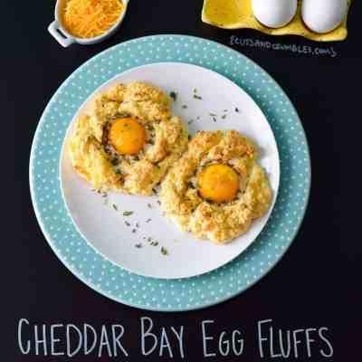 Cheddar Bay Egg Fluffs