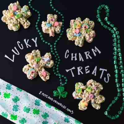 Lucky Charm Treats