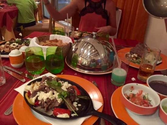 riviera maya food