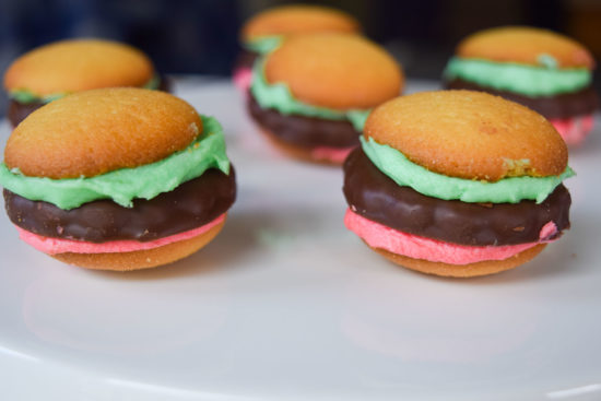 Hamburger Cookies-3