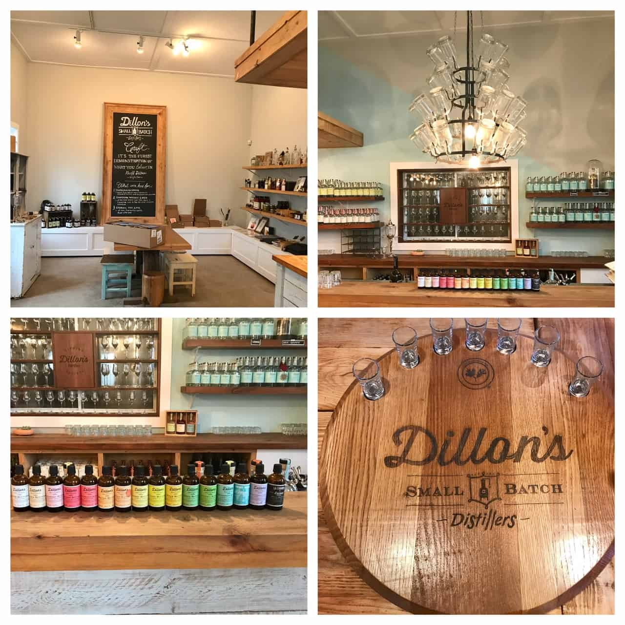 Dillons Distillery