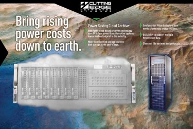 power saving cloud architecture