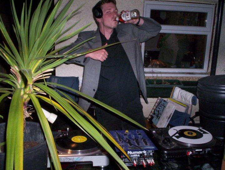 DJ OJ Photo