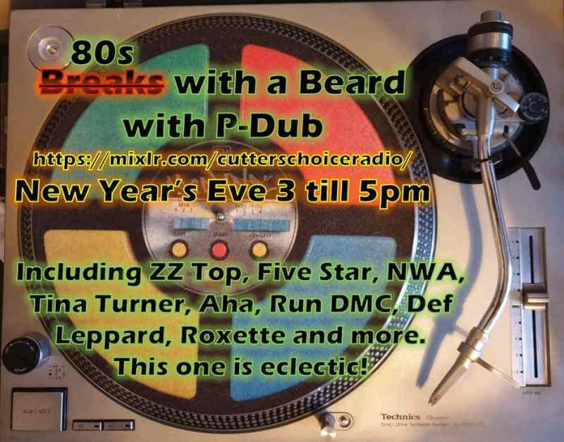 OAP-Dub - 80's With A Beard
