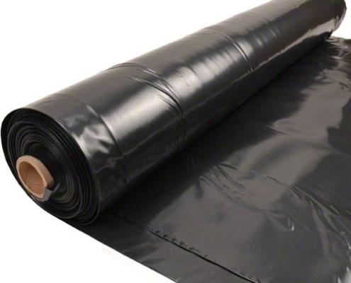Black 6 Mil Vapor Barrier