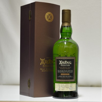 Ardbeg 1995 Single Cask 2761 Feis Ile 2010