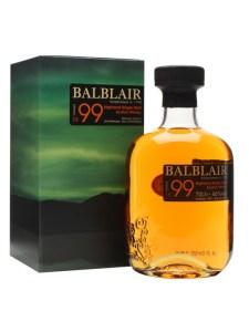 Balblair 1999 Vintage