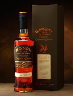 Bowmore Maltmans Selection