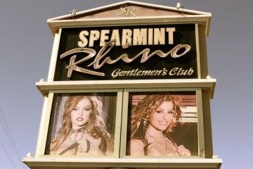 Spearmint Rhino Las Vegas bartender
