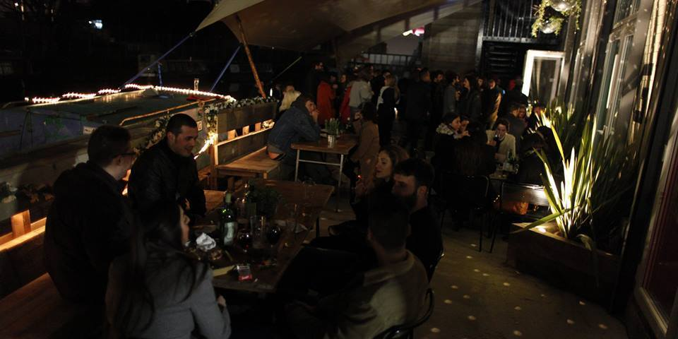 Event Number 90 Bar Kitchen Turns One