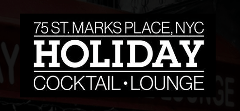 Holiday Cocktail Club Logo