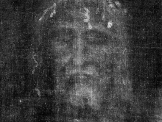 Shroud of Turin - Face