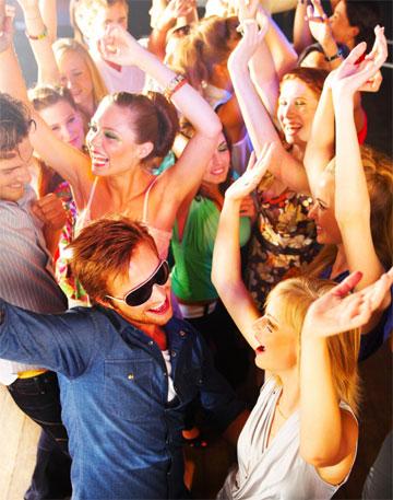 private parties DJ