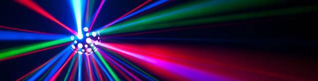 professional DJ lights