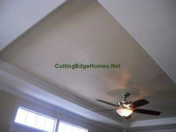 Optional Trey Ceiling